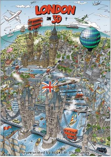 London von Bernd Natke