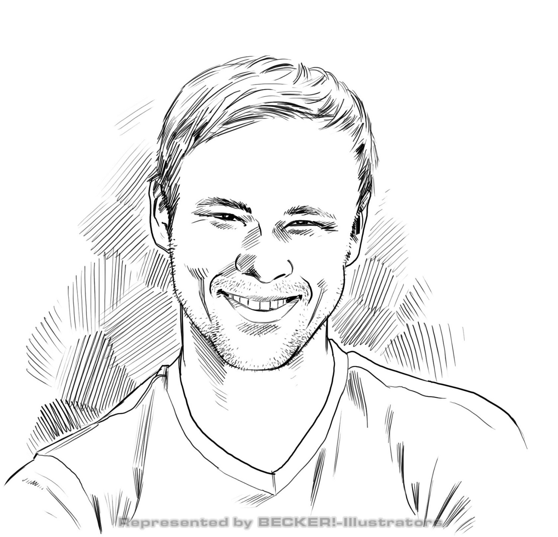 2013_0226_Maxi Beister scribble korr2 von Christian Scharfenberg