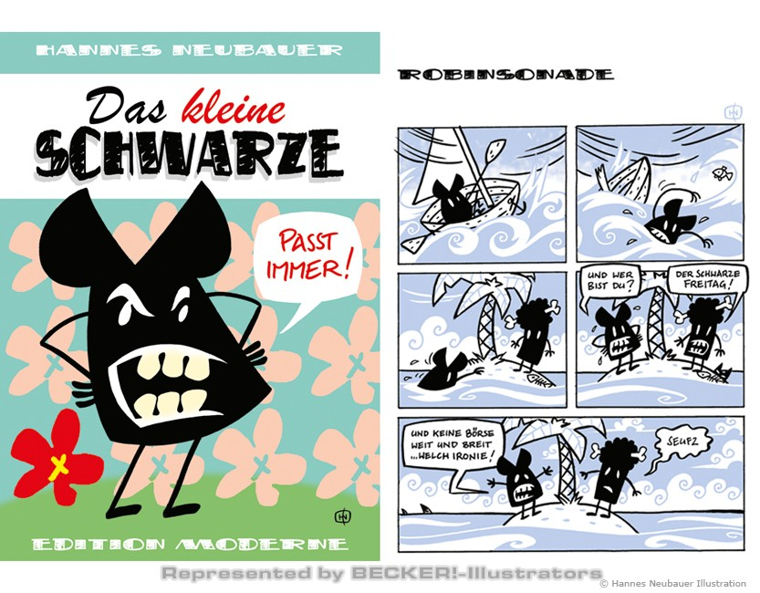 DasKleineSchwarze-EditionModerne von Hannes Neubauer