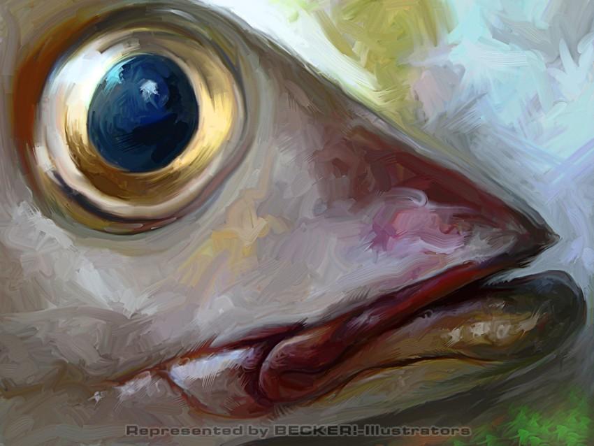 Fischkopp von Hannes Neubauer