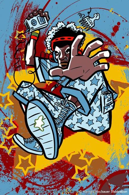 Funk Soul Brother von Hannes Neubauer