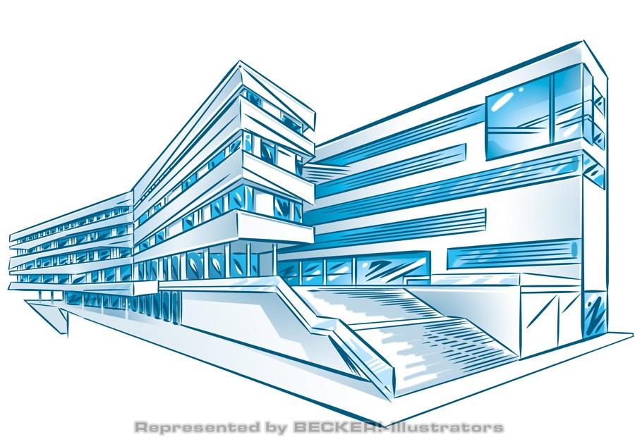 HafenCity Universität von Hannes Neubauer