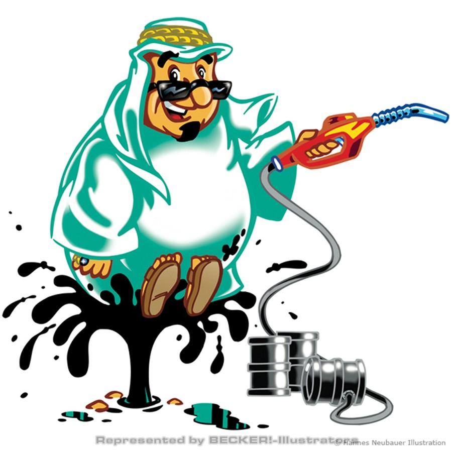 Ölscheich von Hannes Neubauer