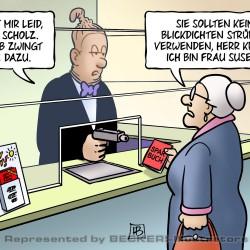 EZB-Zinssenkung von Harm Bengen