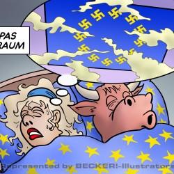Europas Albtraum von Harm Bengen