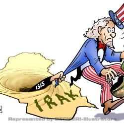 Irak-Strudel von Harm Bengen