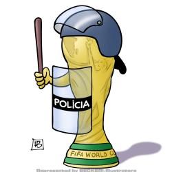 Polizei-Pokal von Harm Bengen