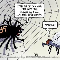 Spinner von Harm Bengen