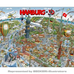 hamburg von Bernd Natke