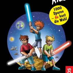 00 Die Geheime Galaxie - Titel von Harald Juch