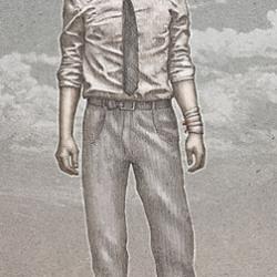 Charakterdesign PC Spiel Konzept von Martin Schlierkamp
