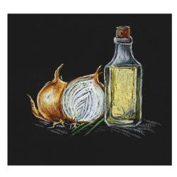 Öl von Johann Brandstetter