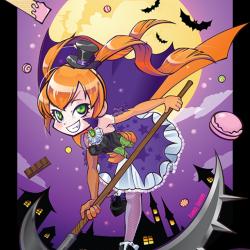 default_halloween2014_sm von Emiko Takano