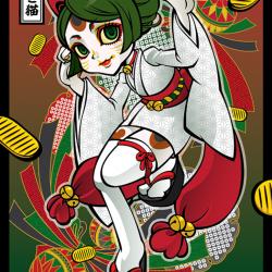 default_maneki_neko7_sm-2 von Emiko Takano