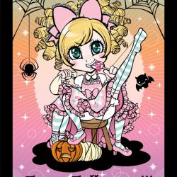 Halloween 2012 von Emiko Takano