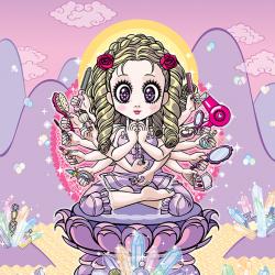 Die Göttin Miki von Emiko Takano