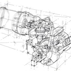 Gearbox von Arthur Phillips