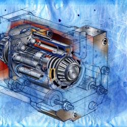 Pump von Arthur Phillips