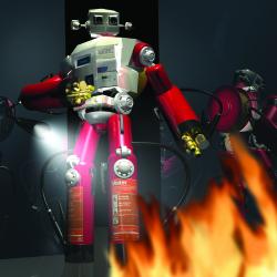 Robot1 von Arthur Phillips