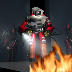 Robot2 von Arthur Phillips