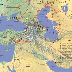 A-Map von Arthur Phillips