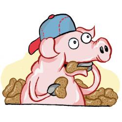 Piggie_Potatoe von Calle Claus