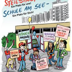 Schulplakat#2 von Calle Claus