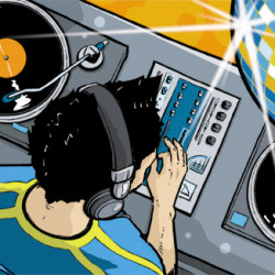 DJ von Stefani Kampmann