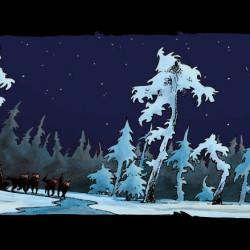 Winter von Stefani Kampmann