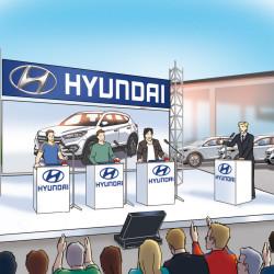 hyundai gewinnspiel von Christian Scharfenberg