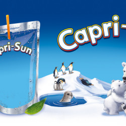 Capri Sun Alaska wrapper von Christian Scharfenberg