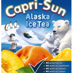 Capri Sun Alaska pouch von Christian Scharfenberg