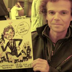 Portrait_Comicfigur_1 von Wittek
