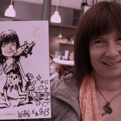 Portrait_Comicfigur_2 von Wittek