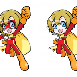 Hero Character 2 von Emiko Takano
