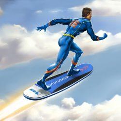 surfer von Arne S. Reismueller