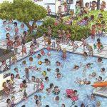 Sommer-Freibad