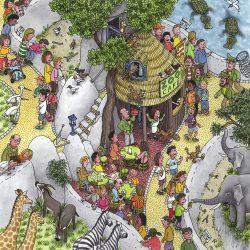 Zoo von Uwe Klindworth