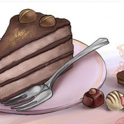 cake von Kristina Gehrmann