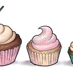 cupcakes von Kristina Gehrmann