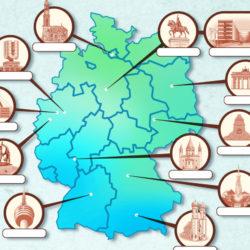 d-landkarte 16zu9 Format für Scharfenberg-Illustration SLIDESHOW von Christian Scharfenberg